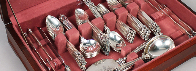 Flatware Amp Hollowware Sterling Silver Amp Coin Silver