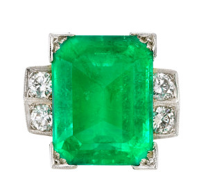 Emerald Ring Johnstown NY