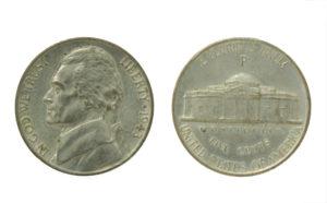 Wartime Jefferson Nickles - US Silver Coins