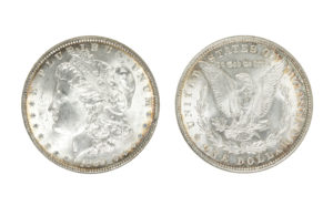 Morgan Dollar - US Silver Coins