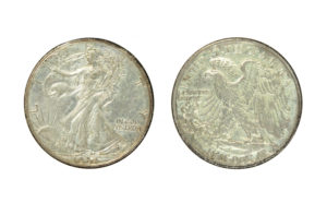 Walking Liberty Half Dollar - US Silver Coins
