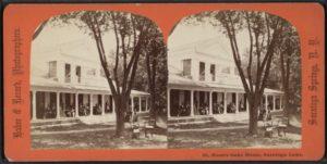 Saratoga Chips - Moon's Lake House, Saratoga Springs NY