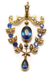 Buy Sell Jewelry Antique Victorian Edwardian Estate Gold Necklace Clifton Park NY