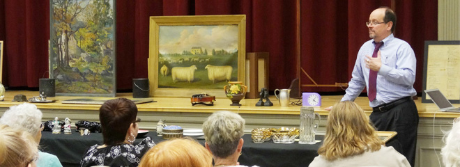 Events : Mark Lawson Antiques offers Appraisal Days