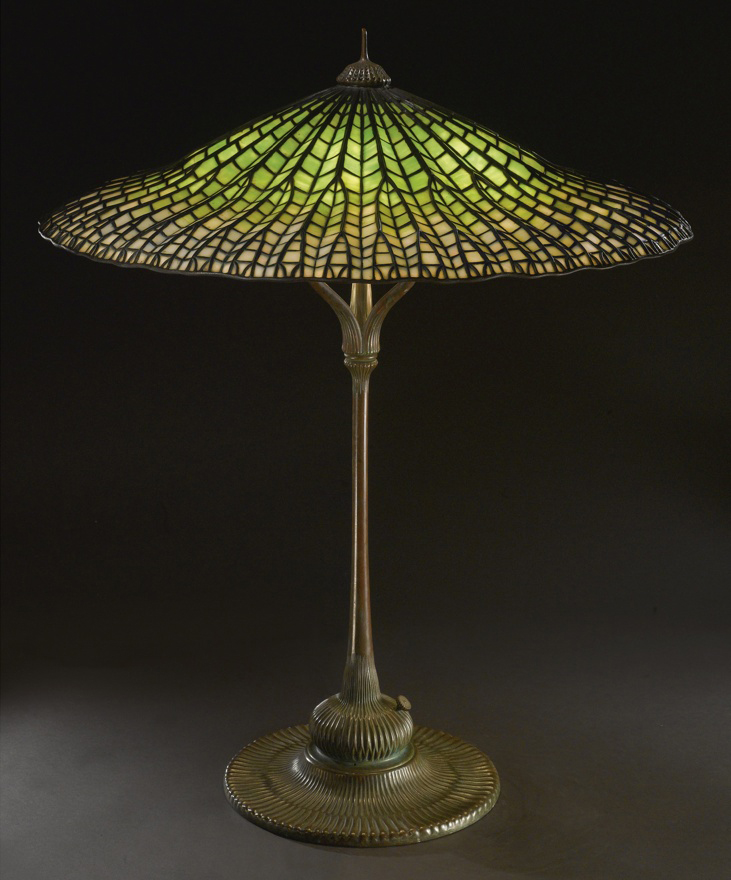 Louis Comfort Tiffany Celebrating Innovation Mark