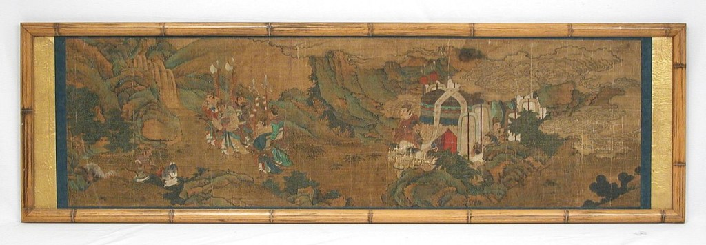 Buy Sell Antique Chinese Scroll Painting Amsterdam NY