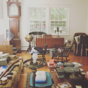 Estate Sale Services - downsizing and estate sale settlement