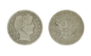 Barber Half Dollar - US Silver Coins
