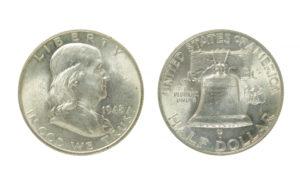 Franklin Half Dollar - US Silver Coins