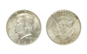 Kennedy Half Dollar - Pre-1964 US Silver Coins