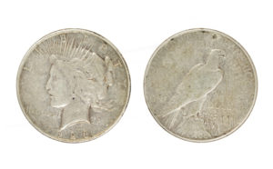 Peace Dollar - US Silver Coins